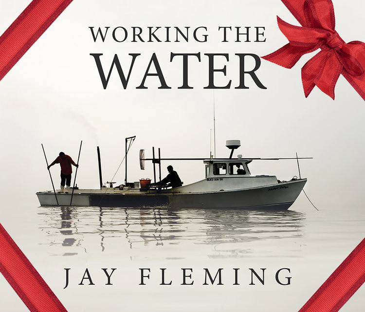 Working The Water by Jay Fleming - Holiday Cover