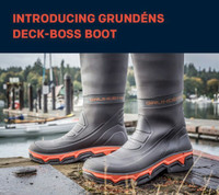 Grundens Deck Boss Boot