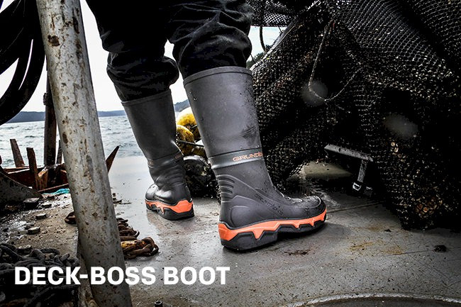 e5faf0d2c41 Grundens Deck Boss Boots In Stock - $99.99 - The Hull Truth ...