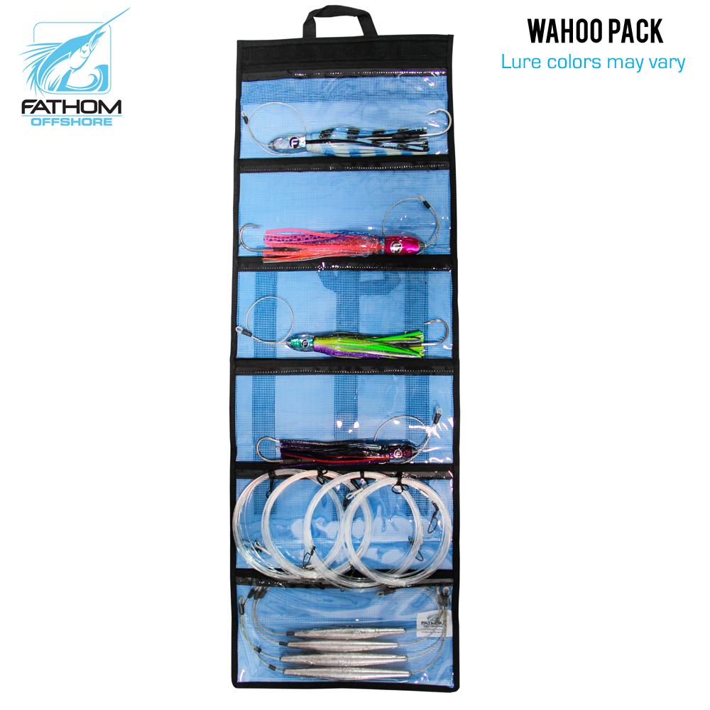 Fathom High Speed Wahoo Pack