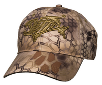 G.loomis Kryptek Camo Hat Brown
