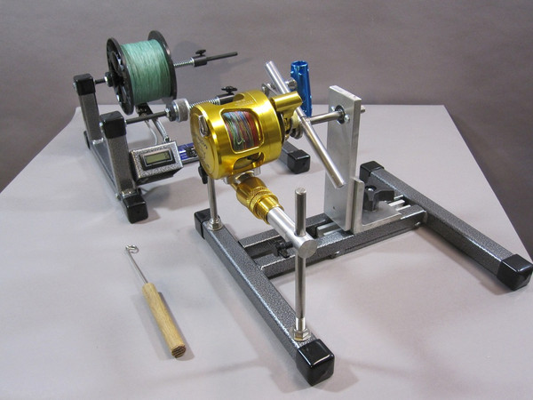 SCT Reel Spool w/ Super Spooler