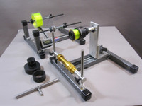 SCT Reel Winder II / with Super Spooler/ line counter/ spinning reel kit
