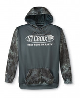 St Croix Men's Kryptek Typhon LS Performance Hoodie - Medium