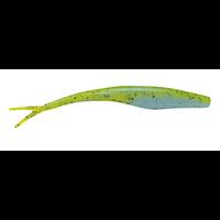 "Berkley Gulp!® Saltwater Jerk Shad 5"" 5 pack Chartreuse Pepper Neon"