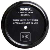Xintex Propane Control & Solenoid Valve w\/Black Bezel Display