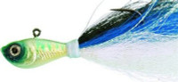Spro Prime Bucktail 4 oz Blue Shad