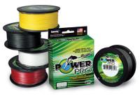 PowerPro Braided Spectra Fiber Fishing Line - 3000 yds
