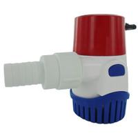 Rule 500GPH Electronic Sensing Bilge Pump - 12V