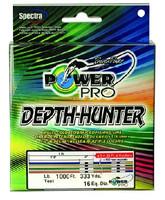 PowerPro Depth Hunter Braided Fishing Line - 1000 ft