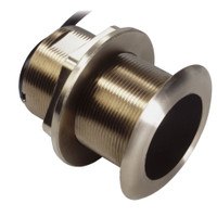 Airmar B60 Bronze Thru-Hull Transducer w\/Humminbird #9 Plug - 7-Pin - 12º