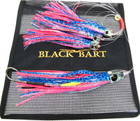 Black Bart Tuna Candy Daisy Chain - Mackerel/Pink (2042)