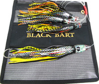 Black Bart El Squid Jr Daisy Chain - Black Dot/Yellow Tiger (2045)