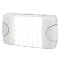 Hella Marine DuraLED 36 Interior\/Exterior Lamp - White LED - White Housing