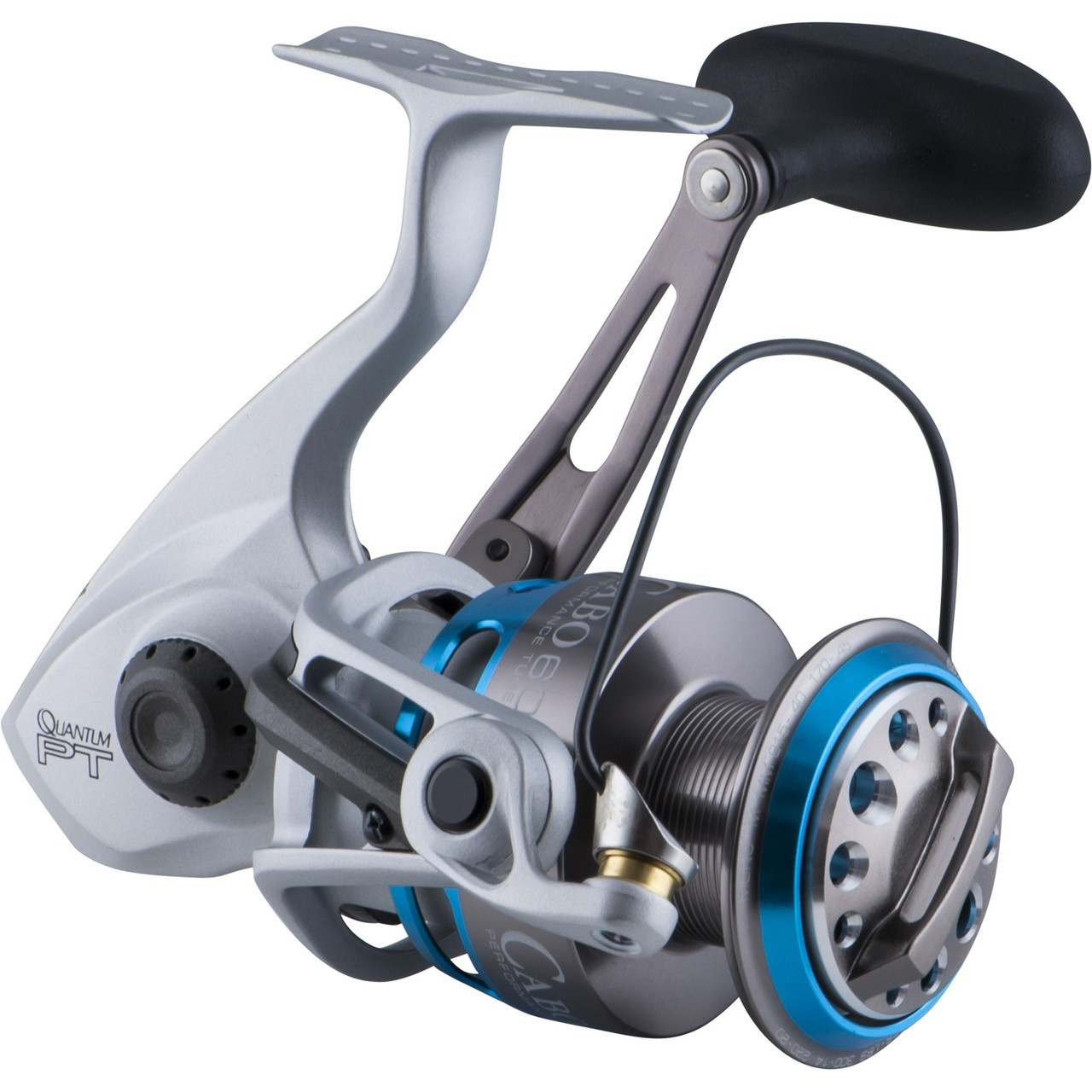 OZ FISH TV - Quantum Spinning Reel Reviews (Cabo and Smoke ...