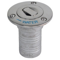 "Whitecap Bluewater Push Up Deck Fill - 1-1\/2"" Hose - Water"