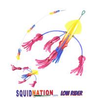 Squidnation Low Rider Flippy Floppy Chain Rainbow Pink
