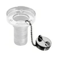 Whitecap Replacement Cap & Chain f\/6001 Gas Fill