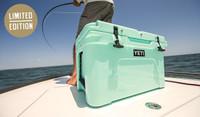 Yeti Tundra Cooler 45 Quarts Sea Foam Green