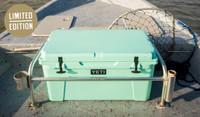 Yeti Tundra Cooler 65 Quarts Sea Foam Green