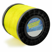 Hi Seas Grand Slam Bluewater 3000 yd Spool Hi-Vis Test: 50 (GSW-S3000-50FY)