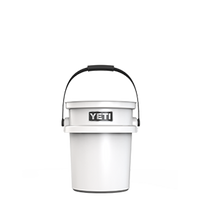 Yeti Loadout Bucket 5 Gallons - White