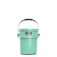 Yeti Loadout Bucket  5 Gallons - Sea Foam Green