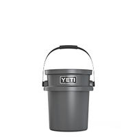 Yeti Loadout Bucket  5 Gallons - Charcoal