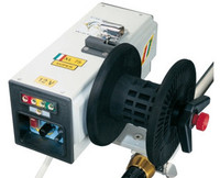 Kristal XL75S Electric Reel 12V Varialbe w/ Interchangable Spool
