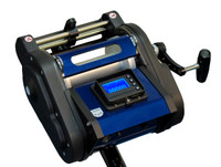 Kristal Electric Reel XL655-24 Volt Programmable Manual Override Levelwind