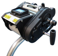 Kristal Electric Reel XL625-12V Programmable Manual Override Levelwind Wide