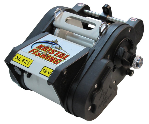 Kristal Electric Reel XL621-12V Levelwind