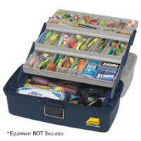 Plano Three-Tray Fixed Compartment Tackle Box - XL