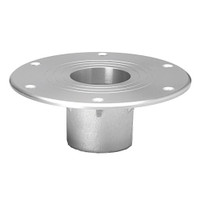 "TACO Table Support - Flush Mount - Fits 2-3\/8"" Pedestals"