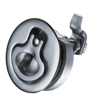 Southco Medium Lift  Turn Latch - Stainless Steel - Non-Locking