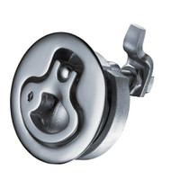 Southco Medium Lift  Turn Latch - Stainless Steel - Locking - ShortCam Offset