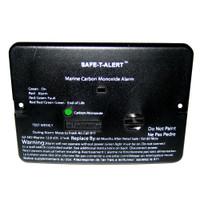 Safe-T-Alert 62 Series Carbon Monoxide Alarm - 12V - 62-542-Marine - Flush Mount - Black