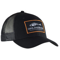 Grundens Trucker Cap - Black