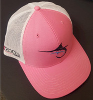 Alltackle Fishing Hat - Marlin Hook - Pink