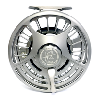 Seigler Fly Reel - Big Silver