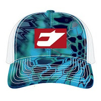 Pez Fishing Hat - Symbol - Kryptek Blue