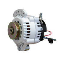 Balmar 621 Series Alternator - Spindle Mount(Single Foot) - 70A - 12V