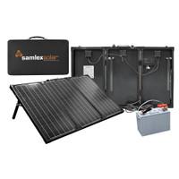 Samlex Portable Solar Charging Kit - 90W