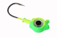 G-Eye Jig 1 Pack - 2oz, 8/0 Hook - Limetreuse