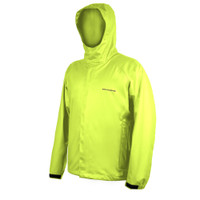 Grundens Neptune 319 Jacket - Hi Vis Yellow - Small
