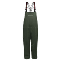 Grundens Neptune Bib Pant - Green - Medium
