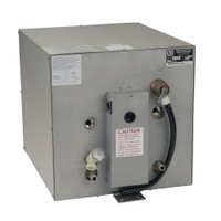 Whale Seaward 11 Gallon Hot Water Heater w\/Front Heat Exchanger - Galvanized Steel - 240V