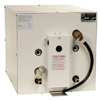Whale Seaward 11 Gallon Hot Water Heater w\/Front Heat Exchanger - White Epoxy - 240V