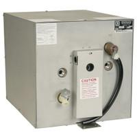 Whale Seaward 11 Gallon Hot Water Heater w\/Rear Heat Exchanger - Galvanized Steel - 240V