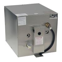 Whale Seaward 11 Gallon Hot Water Heater w\/Rear Heat Exchanger - Stainless Steel - 240V
